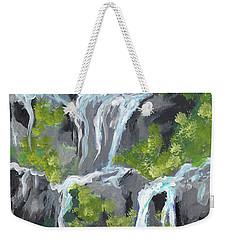 7 Scared Pools Maui Weekender Tote Bag