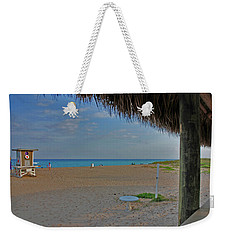 Weekender Tote Bag featuring the photograph 7- Southern Beach by Joseph Keane