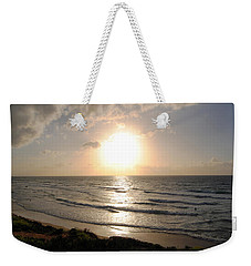 Sunset At Jaffa Beach 10 Weekender Tote Bag