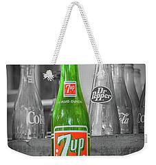 7 Up Weekender Tote Bag