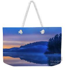 Winter Dawn Weekender Tote Bag