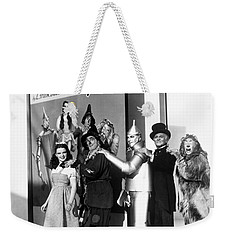 Wizard Of Oz, 1939 Weekender Tote Bag by Granger