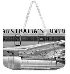 707 Nacelle And Fuselage Weekender Tote Bag