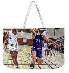 70's Layup Weekender Tote Bag