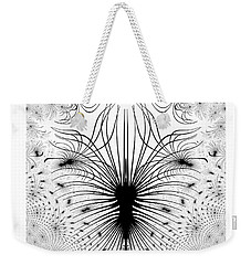 725 - The Spider Bug   Weekender Tote Bag by Irmgard Schoendorf Welch