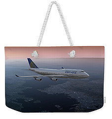 747twilight Weekender Tote Bag