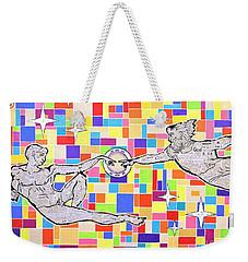 76 Aka The Gift Weekender Tote Bag