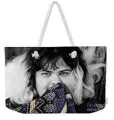 7849bwc Weekender Tote Bag by Mark J Seefeldt