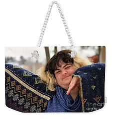 7876a Weekender Tote Bag by Mark J Seefeldt