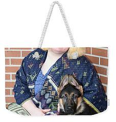 7905a Weekender Tote Bag by Mark J Seefeldt