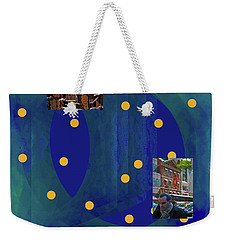8-18-2057c Weekender Tote Bag