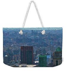 8-18-3057b Weekender Tote Bag