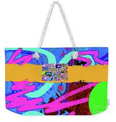 8-2-2057v Weekender Tote Bag