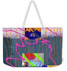 8-2-3057b Weekender Tote Bag