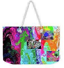 8-3-2057d Weekender Tote Bag