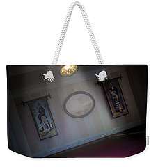 Weekender Tote Bag featuring the photograph 8 Ball by Brian Jones