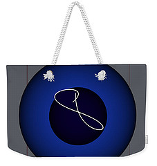 8 Ball Weekender Tote Bag by John Krakora