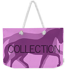 Collection Duet Weekender Tote Bag