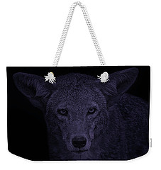 Coyote  Weekender Tote Bag