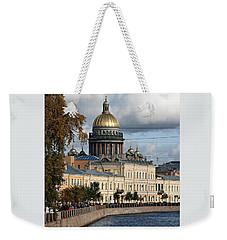 St. Petersburg Weekender Tote Bag