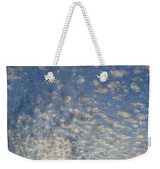 Weekender Tote Bag featuring the photograph 8.30.26 Pm June 4-2016  by Lyle Crump