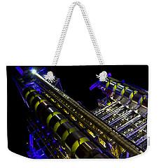 Lloyd's Building London Weekender Tote Bag