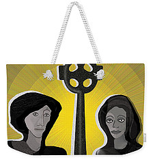 863  The Ancesters Faith Weekender Tote Bag