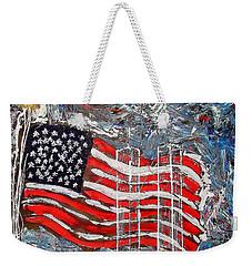 9/11 Tribute Weekender Tote Bag