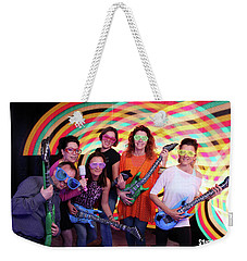 80's Dance Party At Sterling Events Center Weekender Tote Bag