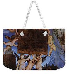 Andrea Mantegna Weekender Tote Bag