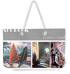 Art Book Weekender Tote Bag