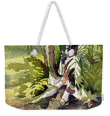 It's A Jungle Out There Weekender Tote Bag by Kris Parins