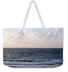 Jaffa Beach 1 Weekender Tote Bag by Isam Awad