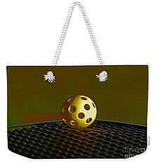 Weekender Tote Bag featuring the photograph 9- Perspective by Joseph Keane