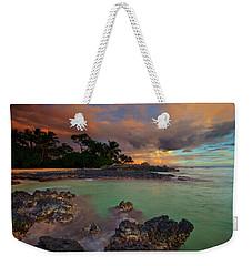 Secret Beach Weekender Tote Bag