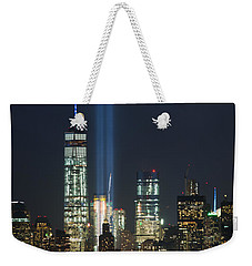9.11.2015 Tribute In Light Weekender Tote Bag by Kenneth Cole