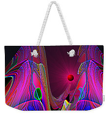 918 Evening Glow A Weekender Tote Bag