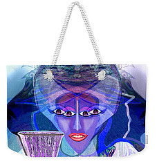943 - Witchcraft A Weekender Tote Bag