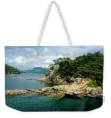 99 Islands Sasebo Japan Weekender Tote Bag