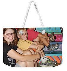 9987 Weekender Tote Bag