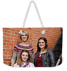 9g5a9409_e_pp Weekender Tote Bag by Sylvia Thornton