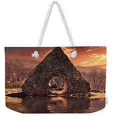 A A Weekender Tote Bag