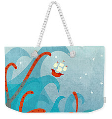 A Bad Day For Sailors Weekender Tote Bag