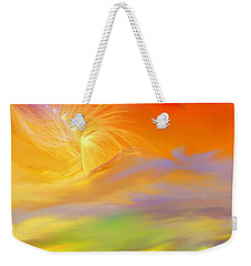 A Band Of Angels Coming After Me Weekender Tote Bag