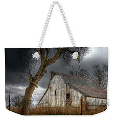 A Barn In The Storm 2 Weekender Tote Bag