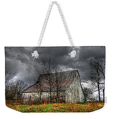 A Barn In The Storm 3 Weekender Tote Bag