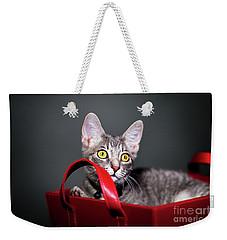 A Basket Full Of Surprises Weekender Tote Bag