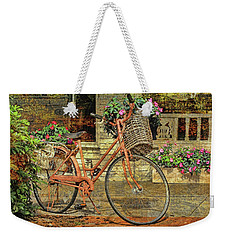 A Basketful Of Spring Weekender Tote Bag