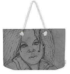 Wistful, The Drawing. Weekender Tote Bag