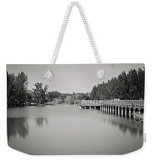 Weekender Tote Bag featuring the photograph A Beautiful Day by Kim Hojnacki